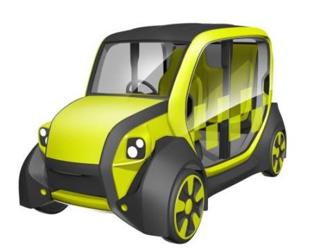 02_City e-Taxi